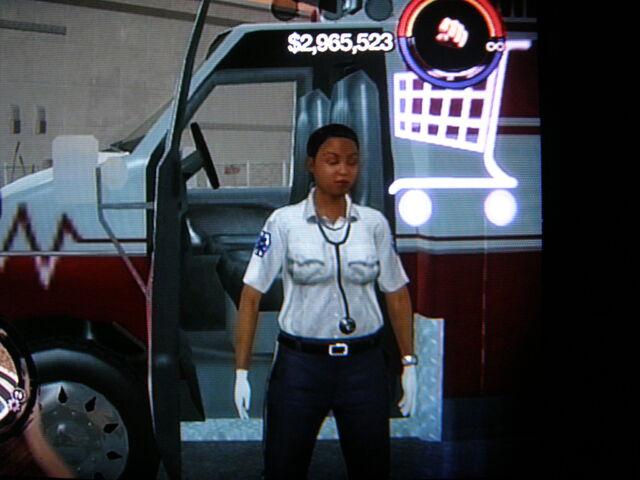 File:Paramedic outside Ambulance in Saints Row 2.jpg