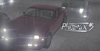 Phoenix - front left with lights and logo in Saints Row 2