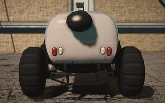 Saints Row IV variants - Sad Panda Average - rear
