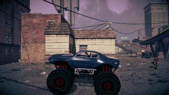 Bootlegger XL - left in Saints Row IV