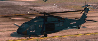 Eagle - SWAT variant - front left in Saints Row The Third