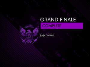 Grand Finale Part Four complete