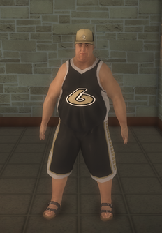 Sportsfan - sportsfan hispanic - character model in Saints Row 2