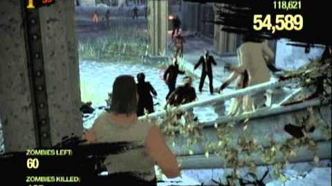 How to beat Saints Row 2 zombie uprising the easy way