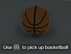 Improvised Weapon - basketball