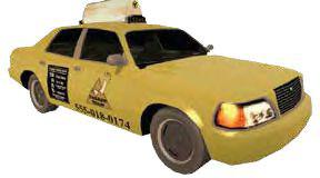 Taxi - Saints Row 2 promo