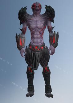 Zin - specialist - character model in Saints Row IV
