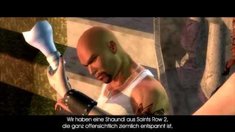 Dev Diary 4 Saints Row IV - This Is What Happens...(Deutsche Version)