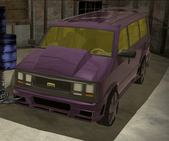 Gang Customization in Saints Row 2 - Voyage