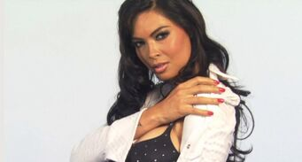 Tera Patrick in Saints Row 2 promo