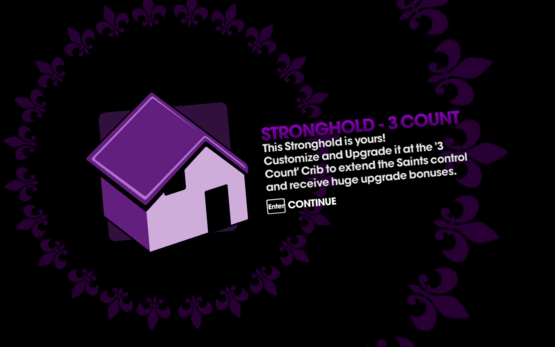 3 Count Beat Down 3 Count stronghold crib unlocked