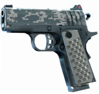 SRIV Pistols - Quickshot Pistol - 9MM Tactical - Digital Camo