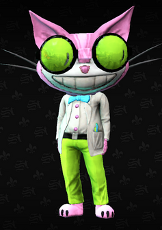 GenkiGood - professorgenki - character model in Saints Row The Third