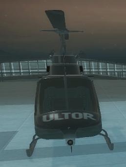 Oppressor ULTOR Front