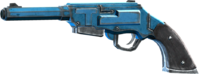 SRIV Pistols - Heavy Pistol - The Captain - Blue Steel