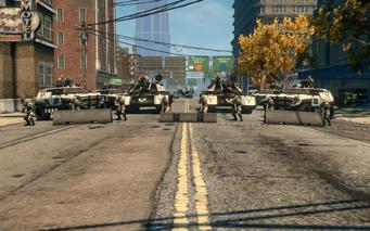 SRTT Roadblock - STAG level 5 - large