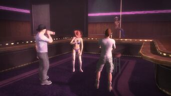 Tee'N'Ay - patrons in Saints Row 2