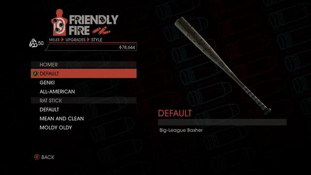 File:Weapon - Melee - Baseball Bat - Homer - Default.png
