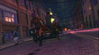 Zimos and Pony Cart in Return to Steelport