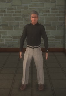 Nuclear - white generic - character model in Saints Row 2