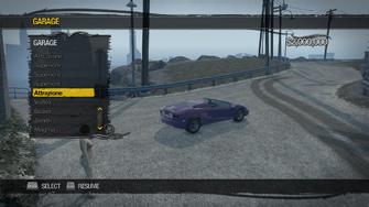 Prison Lighthouse - Garage