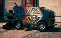 Puck Truck