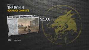 Road Rage - complete 2000 cash