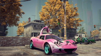 Sexy Kitten - front right in Saints Row The Third Remastered