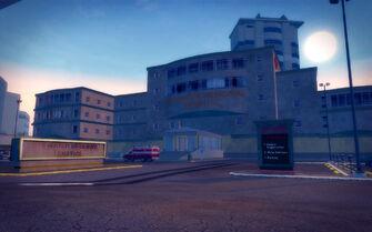 Stilwater Memorial Hospital - front