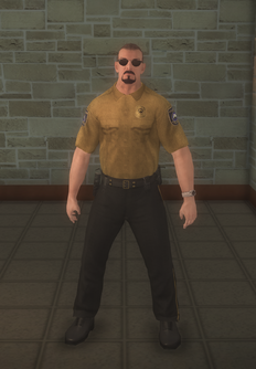 Taylor - character model in Saints Row 2