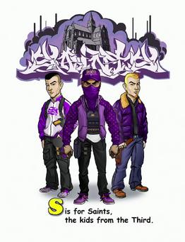 The ABCs of Saints Row S