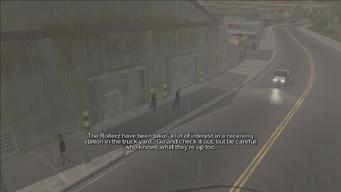Copperton Receiving Station - cutscene second scene