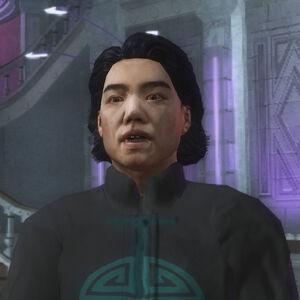 Mr. Wong's Translator