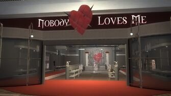 Nobody Loves Me exterior in Saints Row 2