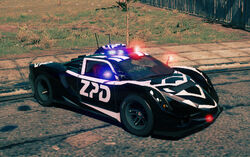 Peacemaker with large Zin decal in Saints Row IV