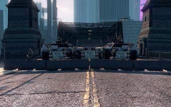 SRTT Roadblock - STAG lockdown - small