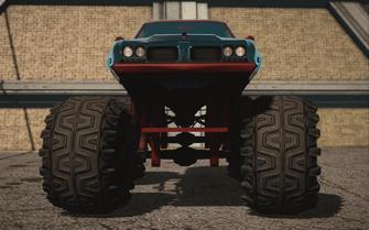 Saints Row IV variants - Bootlegger XL Chopshop - front