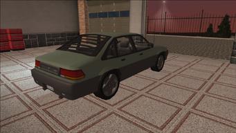 Saints Row variants - Capshaw - Standard - rear right