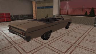 Saints Row variants - Compton - Standard - rear right