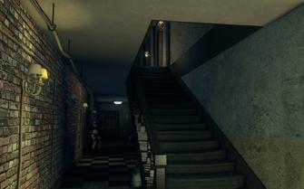 Shaundi's Loft stairway 1 SRTT
