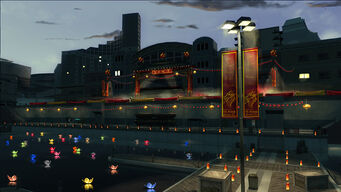 Stilwater Boardwalk - chinese heritage festival concept art