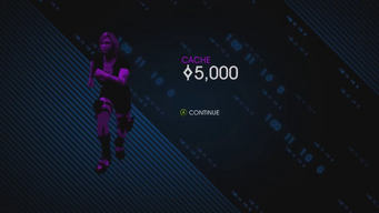Blazin - cache reward in Saints Row IV gameplay preview