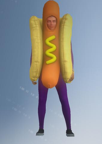 Gang Customization - Mascot 5 - Hotdog - in Saints Row IV