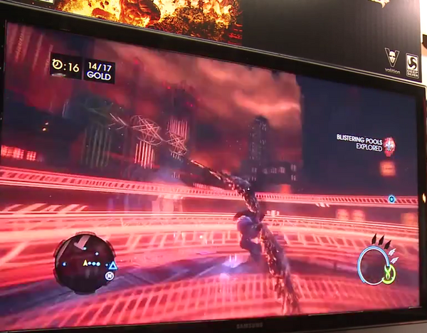Gat out of Hell Gameplay Demo 0526 Hood - Blistering Pools (Downtown)