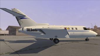 Graham Jet XL8000 - right side