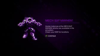 Mech Suit Mayhem more unlocked in Saints Row IV livestream