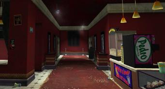 Peep This interior hall