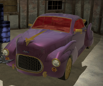 Gang Customization in Saints Row 2 - Ethel
