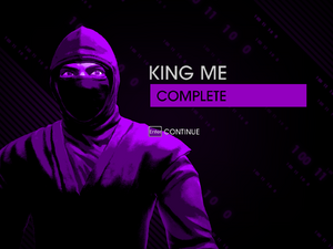 King me complete