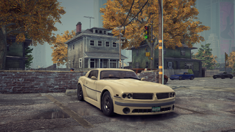 Phoenix - front right in Saints Row The Third Remastered